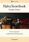 Halva Scorebook [Noten]